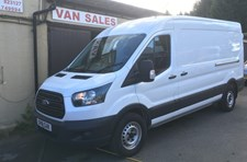 Ford TRANSIT 350 AUTOMATIC L3 H2 EURO 6  34000 MILES