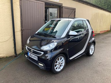 Smart Fortwo ELECTRIC DRIVE CABRIOLET PASSION ONLY 14500 MILES