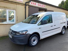 Volkswagen CADDY MAXI EURO 6 2.0TDI with air con Bluemotion *