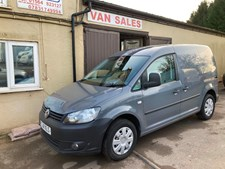 Volkswagen CADDY BLUEMOTION TECH FACTORY NARDO GREY ONLY 2 OW